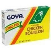 Goya Cubitos En Polvo Display, 7.05-Ounce Unit (Pack of 6) (Goya Mexican Rice Chicken compare prices)