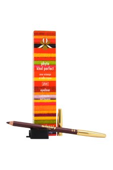 0.05 Ounce Khol Pencil (Sisley-Paris Phyto-Khol Perfect Eyeliner - 6 - Plum)