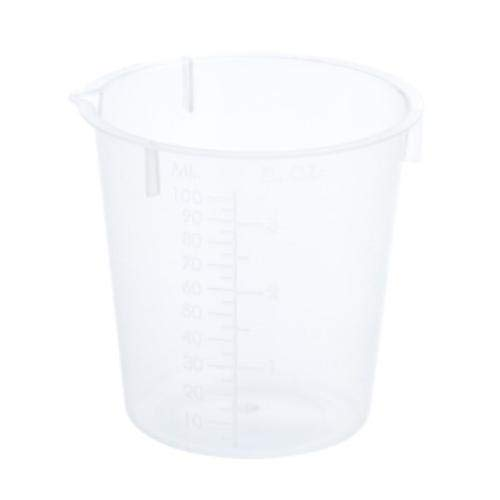 Celltreat Scientific Products 230513, 100 mL Graduated Beaker (5 Packs of 100 pcs)