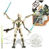 Grievous General Lightsabers - Star Wars 3 3/4
