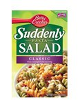 BETTY CROCKER PASTA SALAD SUDDENLY SALAD CLASSIC 7.75 OZ