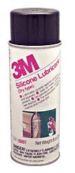3M Silicone Spray (Dry Type) - Lubricant Types