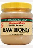 YS Organic Bee Farms - Healthy Honey (Raw) - 14 oz. Unheated, unfiltered and unprocessed