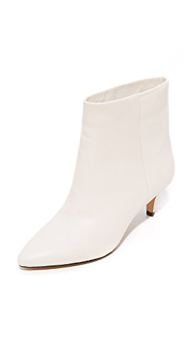 Dolce Vita Women's Dee Booties, Ivory, 7.5 B(M) US by Dolce Vita