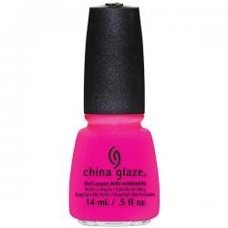 China Glaze Nail Lacquer, Heat Index, 0.5 Fluid Ounce