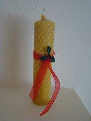 Xmas Beeswax Candle Kit Maxi Edition MakingYourOwnCandles Ltd