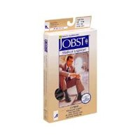Jobst for Men Knee High Support Socks - (30-40 mmHg) BLACK - X-LARGE by Jobst