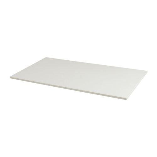 IKEA GALANT - Mesa superior con marco, blanco - 120x60 cm: Amazon ...