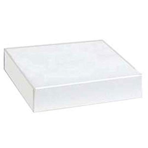 "White Apparel Boxes - 15'' x 9½"" x 2'' - Case of 100 by SSW Basics LLC"