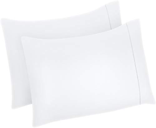 Utopia bedding Cotton Pillow Case  -  - 100% Cotton Sateen f