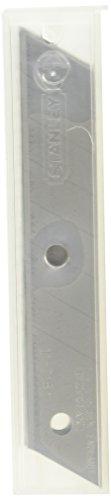 Stanley 11-718T Fatmax Snap Off Hook Blade 18mm, 10-Pack ()