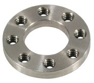 Small Round Screw Plate Actobotics 585476