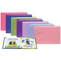 Pioneer Family Memory Album with Pastel Colored Cover, 5x7