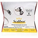 Merck & Co Scalibor Protector Band for Dogs One Size Fits All by Merck