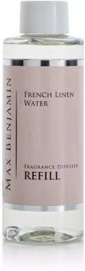 Max Benjamin French Linen Water Diffuser Refill 300ml Drogerie Körperpflege