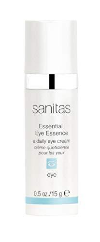Sanitas Skincare Essential Eye Essence, Hydrating And Nourishing Eye Concentrate 0.5 oz./ 15 g (Care Skin Essential Eye)