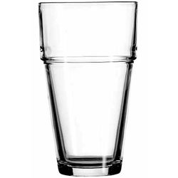 The Stackables Rim Tempered Cooler Glass, 16 Ounce (73017AH) Category: Iced Tea and Soda Glasses