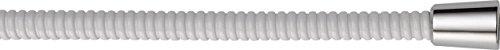(Delta Faucet U494R-WH70-PK 70-Inch UltraFlex R White Ribbon Hose, Chrome)
