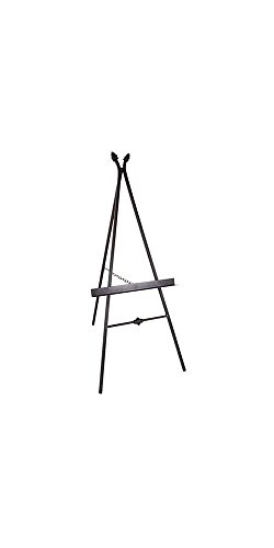 (Grace Paris Picture Easel (Satin Black))