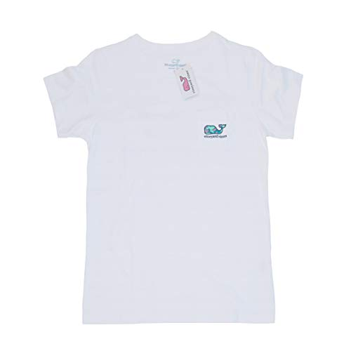 s Graphic Pocket T Shirt Turtle & Starfish Whale (S) ()