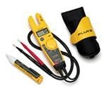 Fluke T5-H5-1AC-KIT/US Continuity and Current Tester Kit 1000 Volt 203 mm x 51 mm x 30.5 mm