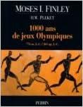 Livres à télécharger pour allumer 1000 ans de jeux olympiques (776 av. J.-C. / 261 ap. J.-C.) PDF B0039BAC7S