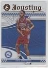 #6: Ben Simmons (Basketball Card) 2016-17 Panini Excalibur - Jousting #18