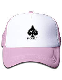 FMGH Boys&Girls Ace-Family Cute Mesh Baseball Cap