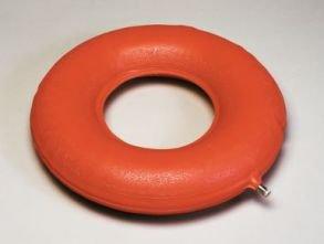 adhome ad160996 cojín en forma de flotador hinchable funda de esponja/incluye bomba)