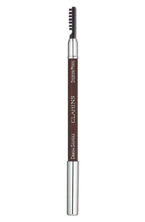 Clarins Eyebrow Pencil Dark Brown