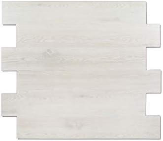 Sample Bestlaminate Perfecto Vinyl Dove White 9111-40-SPC Vinyl Plank Flooring