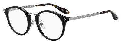Eyeglasses Givenchy GV 0088 /F 0807 Black / 00 Demo Lens