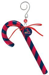 MLB Team Candy Cane MLB Team: St Louis Cardinals