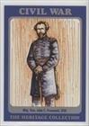 Maj. Gen. John C. Fremont (Trading Card) 1991 Virginia Hobby Supply Civil War: The Heritage Collection - [Base] #14