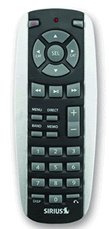 Sirius Satellite Radio Universal Remote Control by Directed Electronics