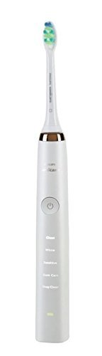 Philips Sonicare DiamondClean Sonic Electric Rechargeable Toothbrush, Rose Gold, HX9392/05