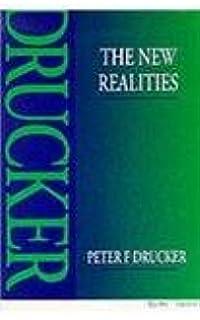 the new realities drucker peter