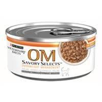 Feline OM  Savory Selects w/ Gravy 24 x5.5oz