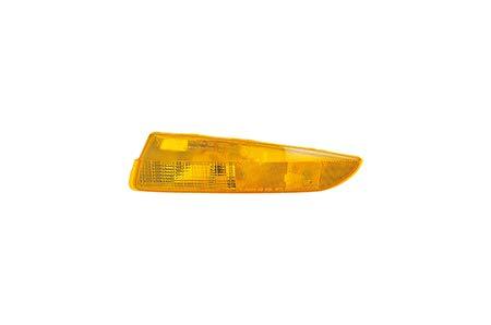Fits 1993-2002 Chevrolet Camaro Park/Signal/Side Marker Light Driver Side U park/signal/marker combo; lens/housing - replaces 5978551