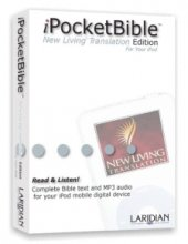 iPocketBible New Living Translation Edition for your iPod, Unabridged, 5 MP3 CDs