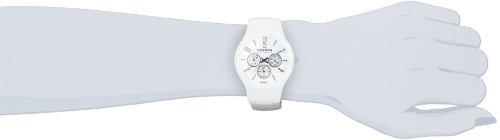 Skagen Men's SK817SXWC1 Ceramic Mother-of-Pearl Dial Watch