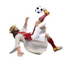Jesus Soccer Action Figure 'I Am Victory' by Fishermen by Fishermen