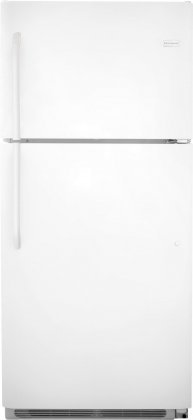 DMAFRIGFFHT2131QP - Frigidaire 20.5 Cu. Ft. Top Freezer (Frigidaire Optional Ice Maker Refrigerator)