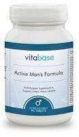 250 Mcg 90 Tabs - Active Man's Formula with saw palmetto lycopene & pygeum supports prostate health 90 tablets