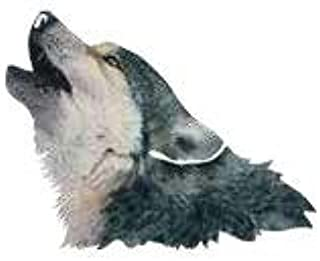 product image for Next Innovations Metal Wall Art - Wolf Head