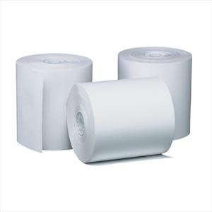 Adrable Supply B044150SAM2 44 Mm. x 150 Ft. 1 Ply White Bond Rolls from Adorable Supply Corp