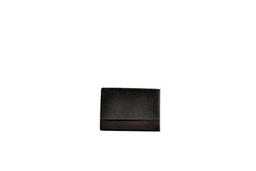 The Bridge Men Wallet Black