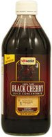 Vitacost 100% Pure Black Cherry Juice Concentrate -- 16 fl oz