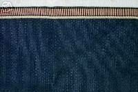 Longaberger Spring Basket Proudly American Indigo Fabric Liner Drop In Style New In Bag