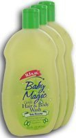 Baby Magic Gentle Hair & Body Wash, Baby Blossoms Scent, ...